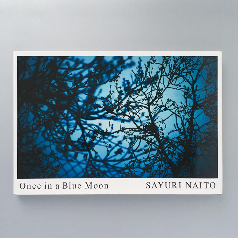 内藤さゆり写真集『Once in a Blue Moon』