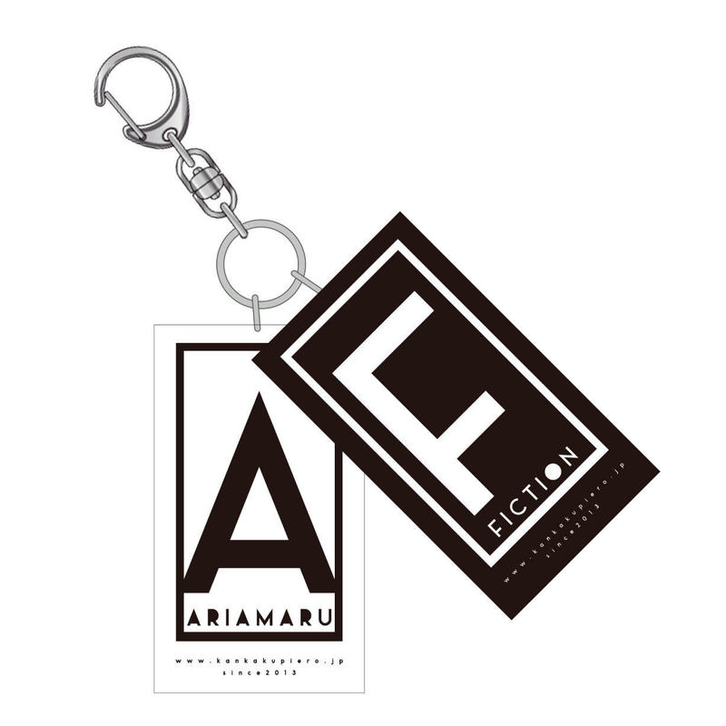 A-F アクリルキーホルダー【感覚ピエロ】