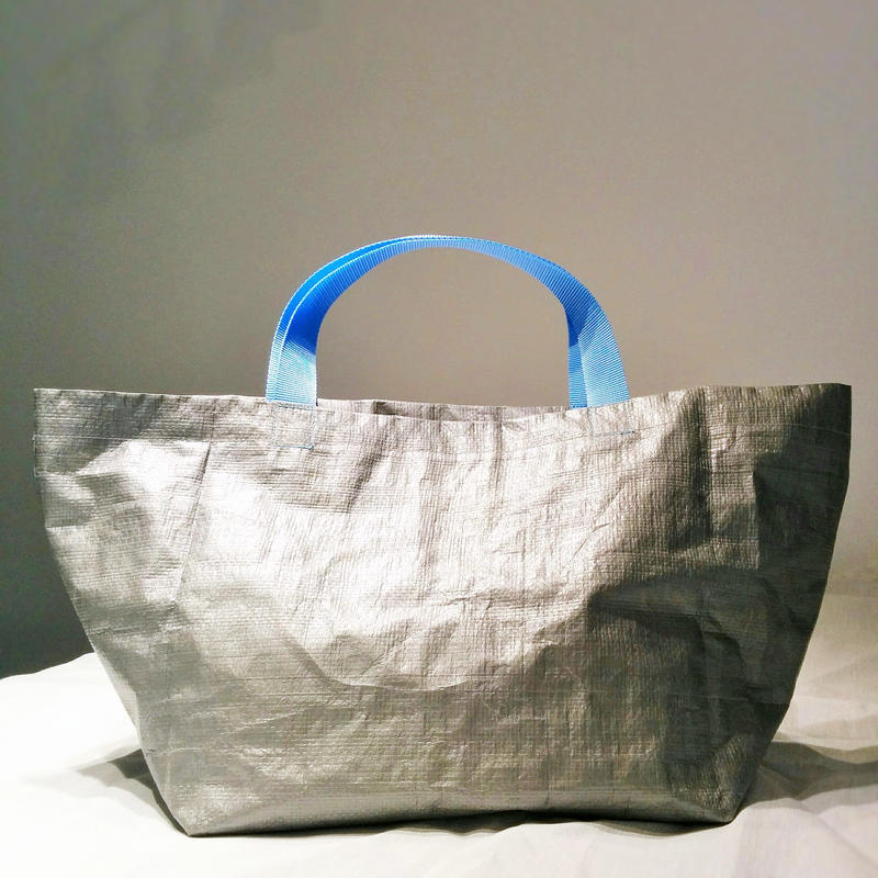 Waterproof tote (Skyblue)