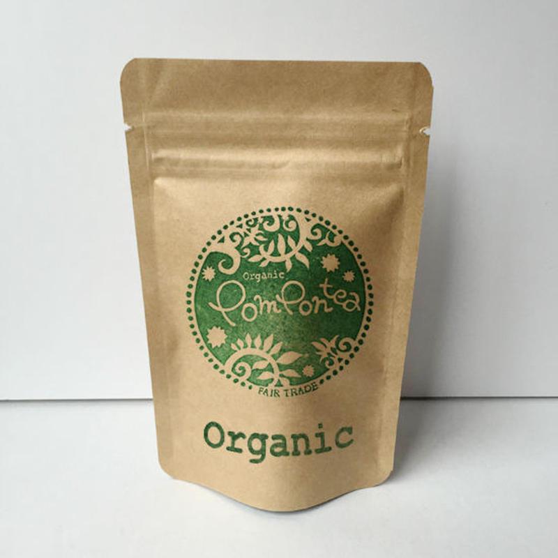 オーガニック ラベンダーアールグレイ Sパック(ティーバッグ2g×5袋)