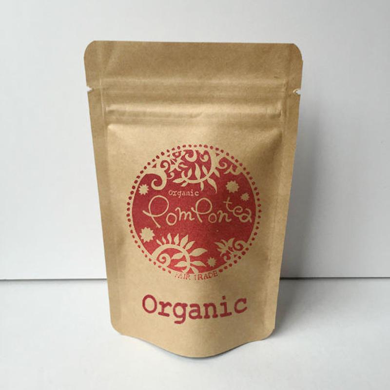 オーガニック イングリッシュブレックファースト Sパック(ティーバッグ2g×5袋)