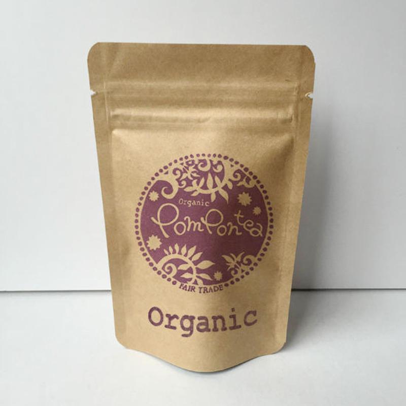 オーガニック アールグレイ Sパック(ティーバッグ2g×5袋)