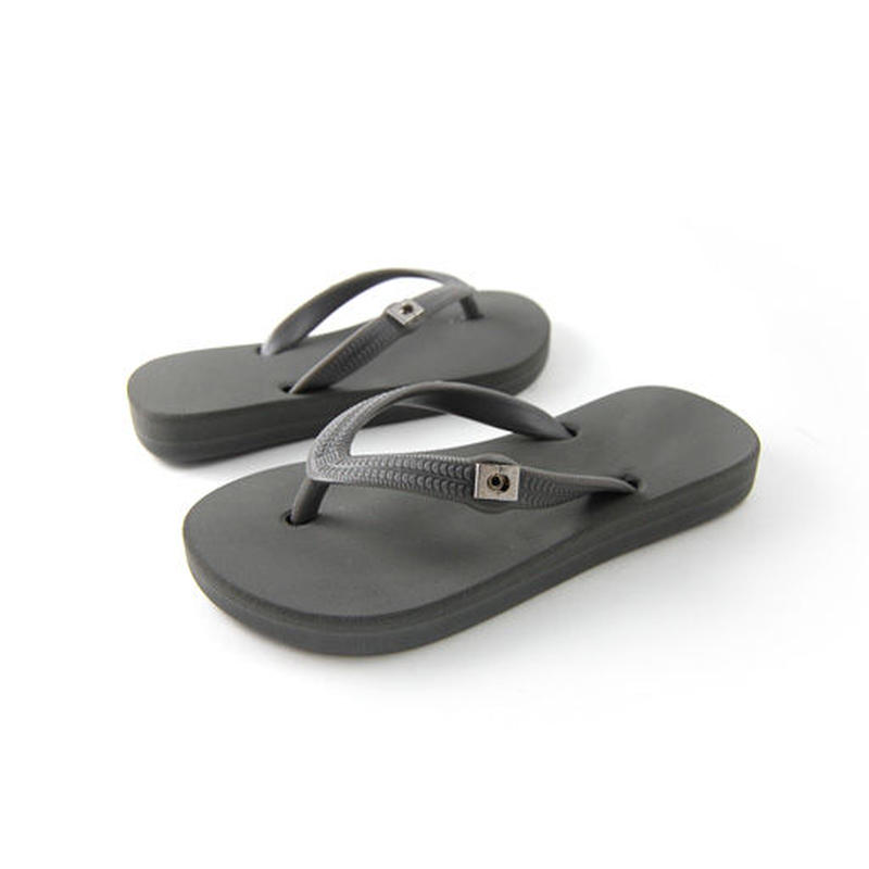 Toddler Flip-Flops - Gray