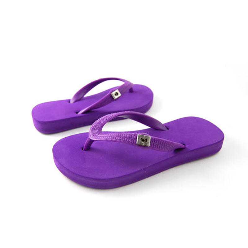 Toddler Flip-Flops - Purple