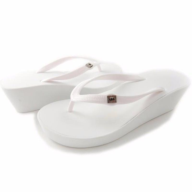 5CM Wedges - White