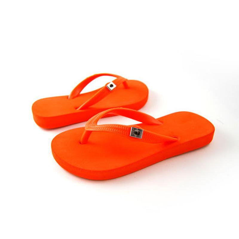 Toddler Flip-Flops - Orange