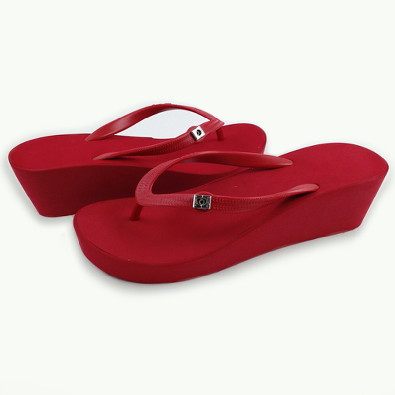 5CM Wedges - Red