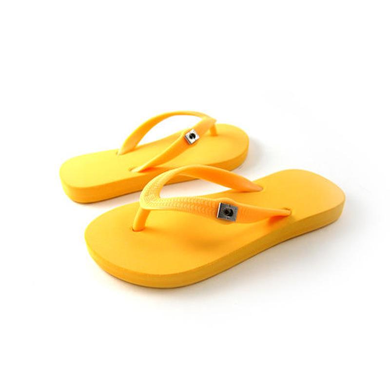 Toddler Flip-Flops - Yellow