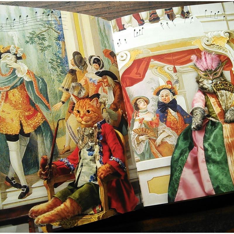 【限定入荷】2004年◆BOHEMIAN CATS<ボヘミアン・キャッツ>◆猫の絵本