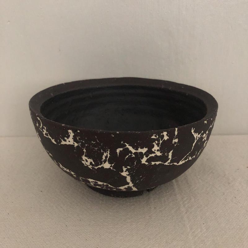 BOTANIZE 植木鉢 然ZEN 白碗