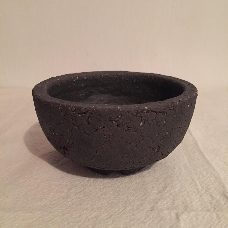 BOTANIZE 植木鉢 然ZEN 黒碗