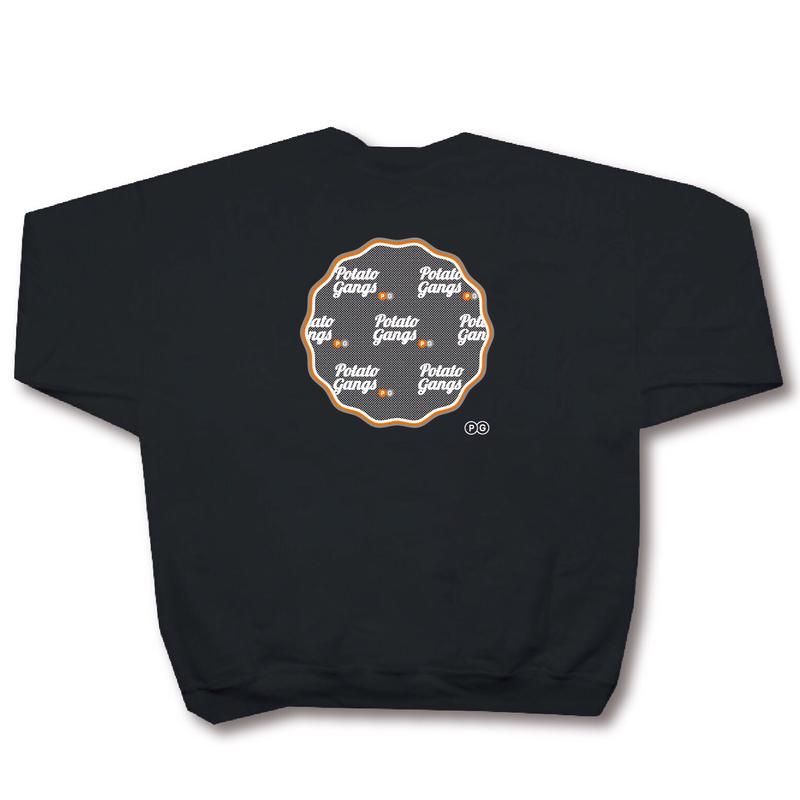 Mulch logo Crew neck Sweat