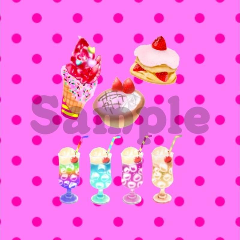 コラージュ*Sweets