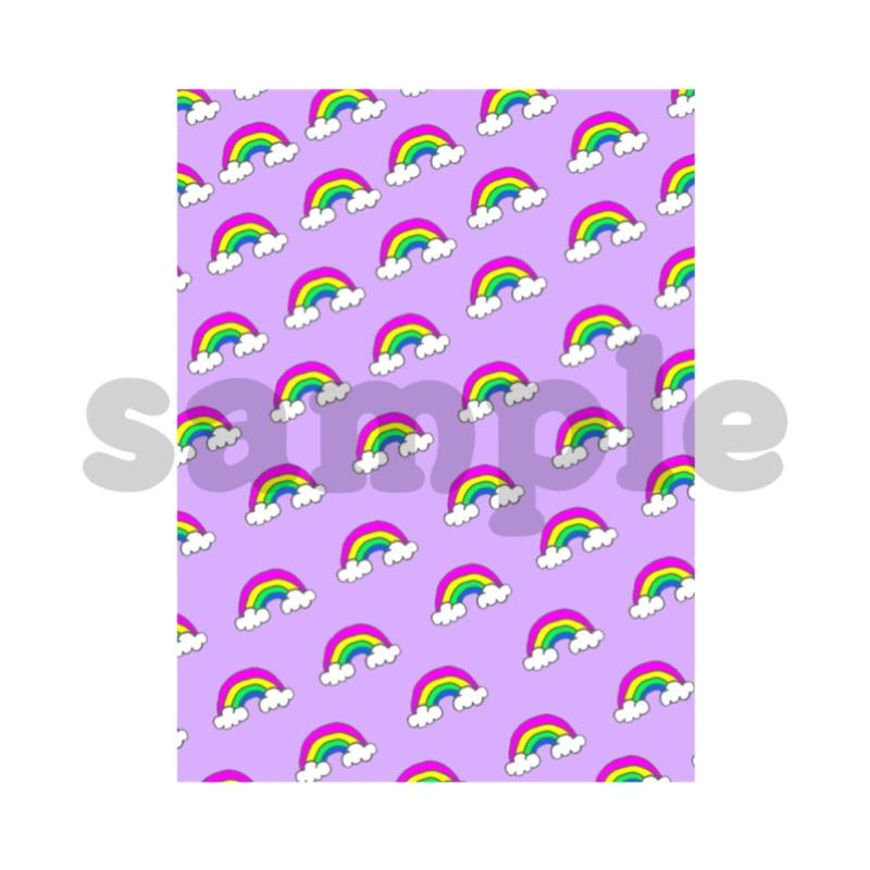 デザペ*Rainbow PU