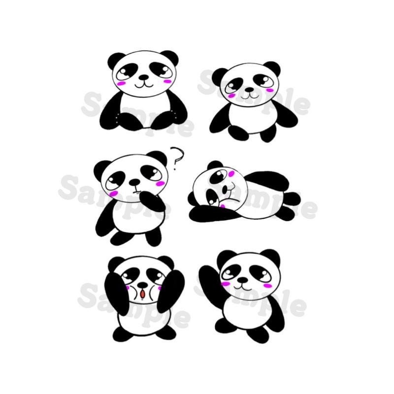 シール*Panda