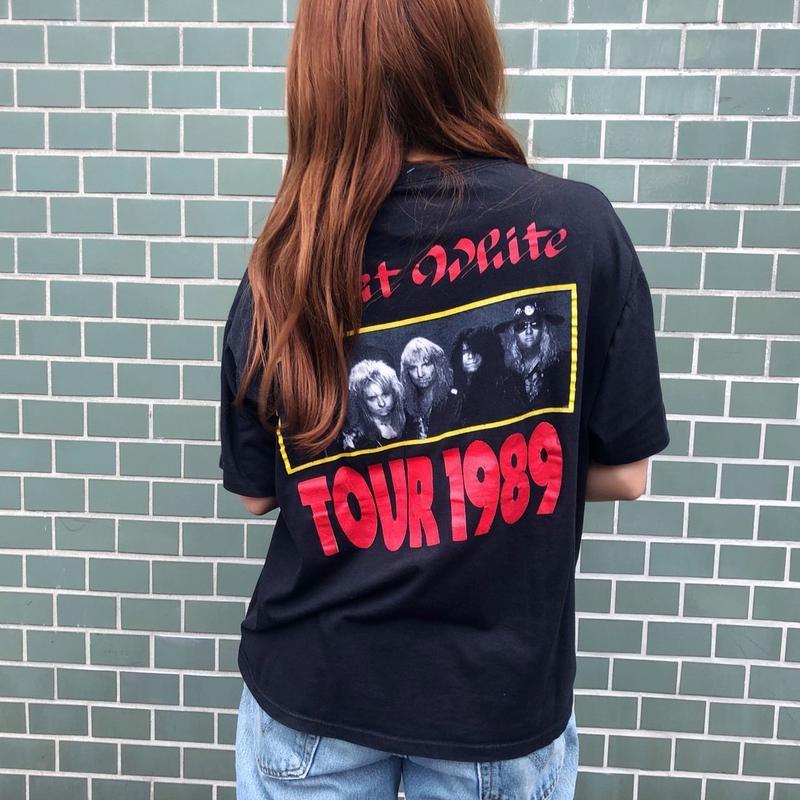Greate White  TOUR 1989