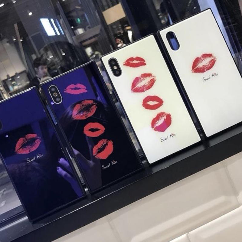 iphone ケース おしゃれ お洒落 海外 人気 リップ