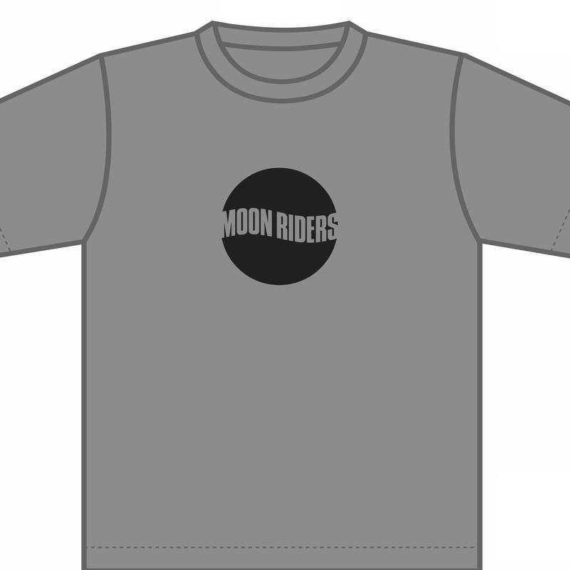 moonriders record T shirt