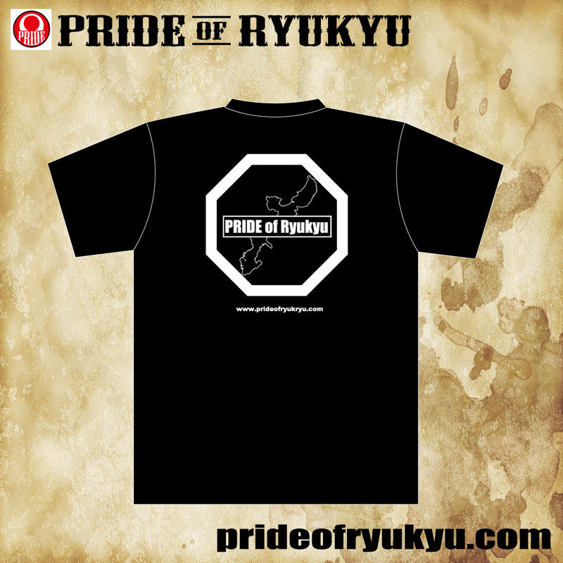 octagon Tシャツ Black