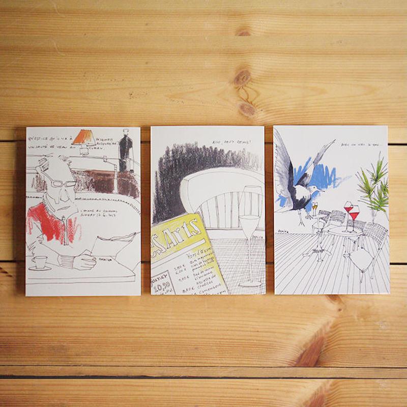014 damik●ポストカード