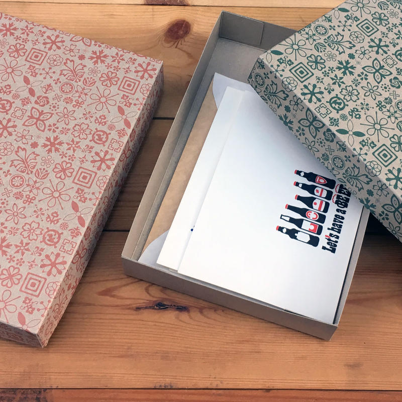 KPM036 LITTLE STORAGE BOX L(オレンジ)