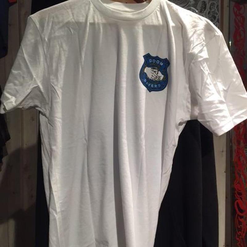 DOOM SAYERS CORP COP Tシャツ