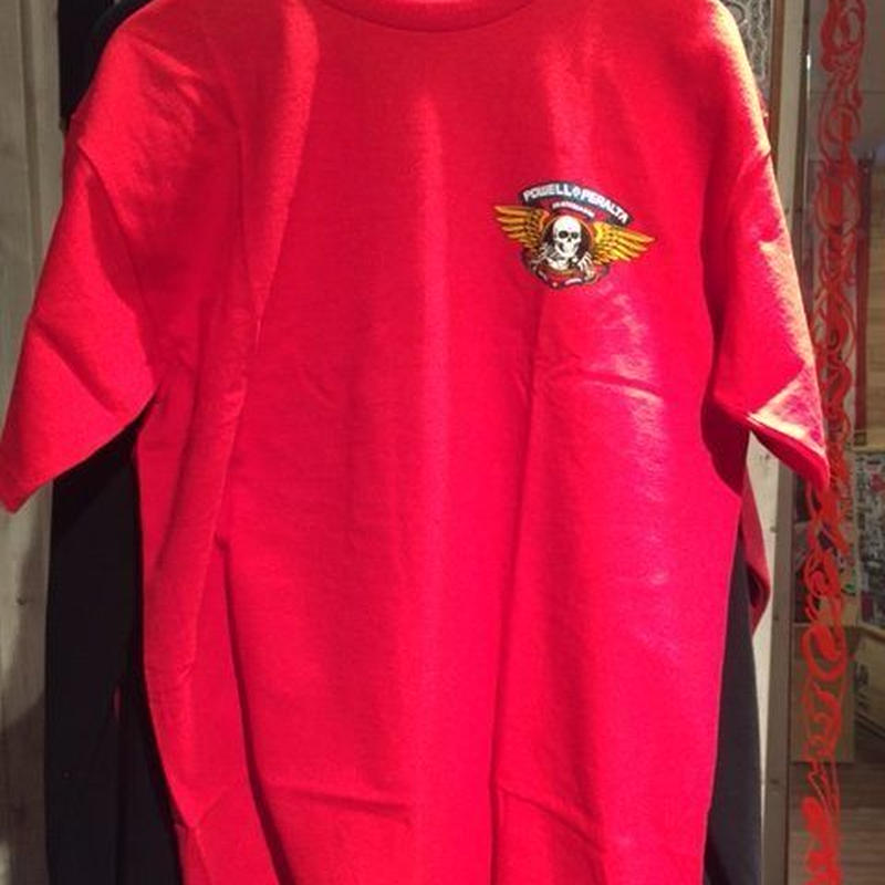 POWELL PERALTA WINGED Tシャツ