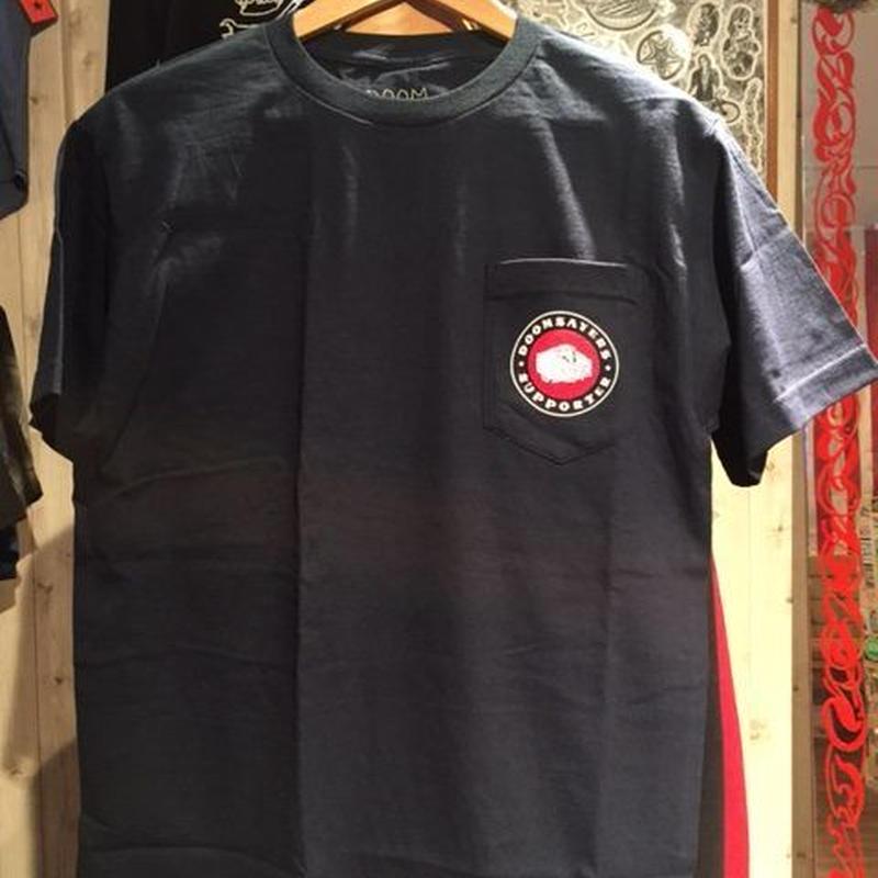 DOOM SAYERS POKER CHIP ポケットTシャツ