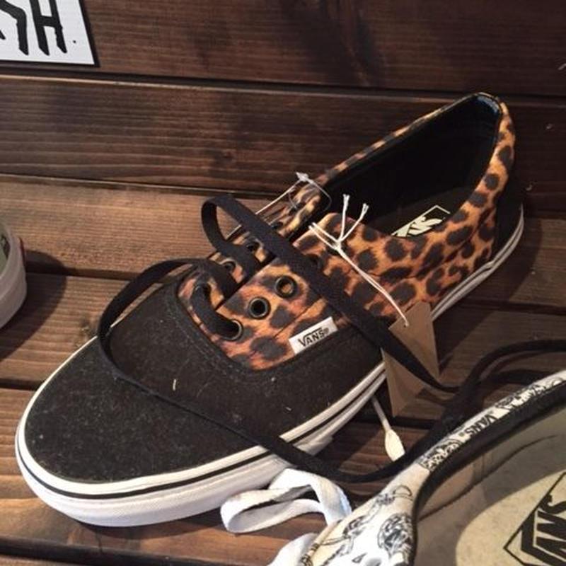 VANS Era(Leopard)