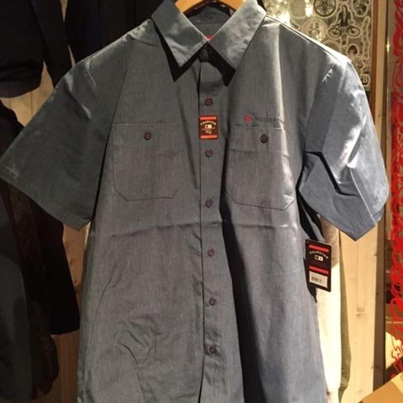 FOUR STAR MAX SS ワークシャツ