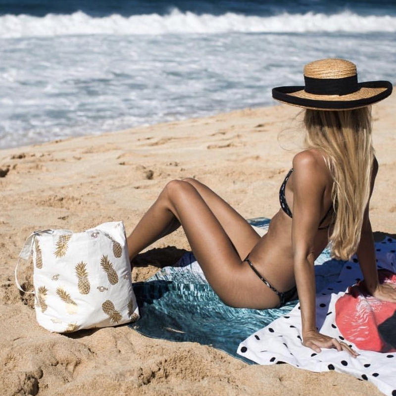 Aloha Collection リバーシブルトートバッグ