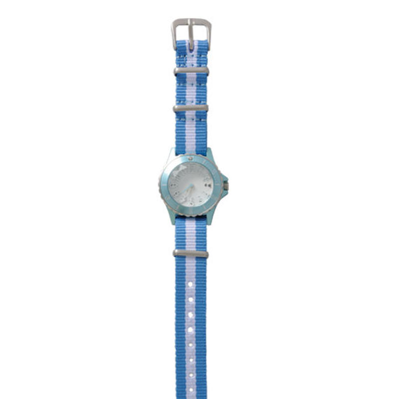 SIRO ENOGU(DIVER)NATO belt / Blue