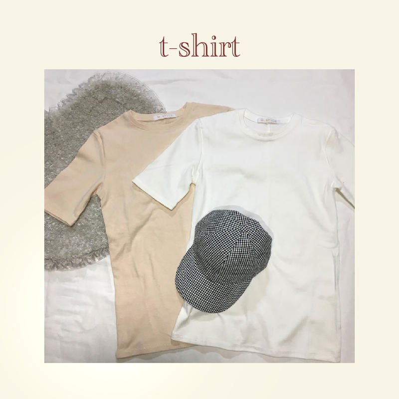 無地Tシャツ T1003
