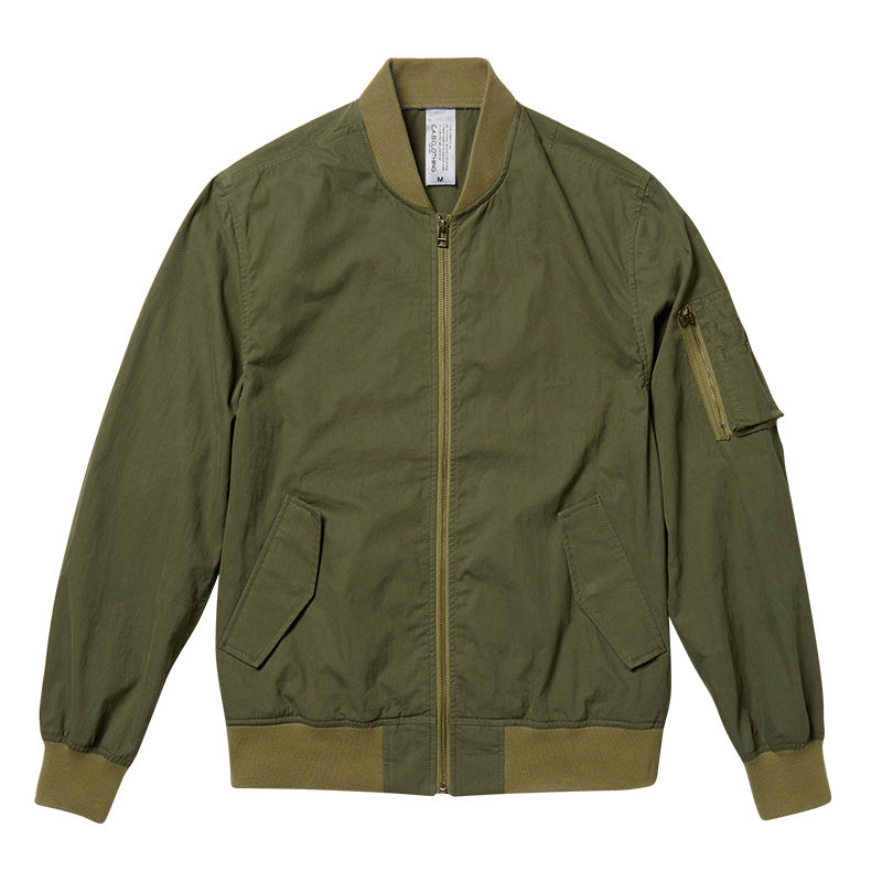N/CライトMA-1ジャケット
