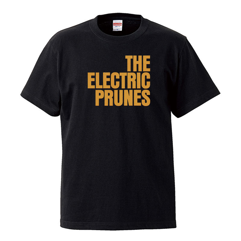 【The Electric Prunes/エレクトリックプルーンズ】5.6オンス Tシャツ/WH/ST-062