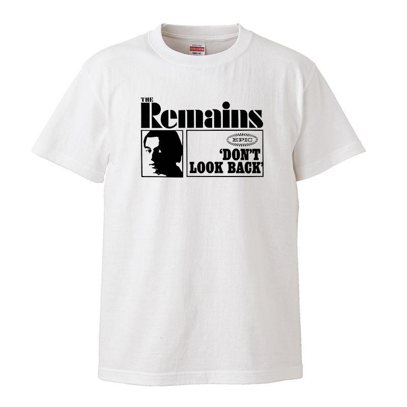 【The Remains/リメインズ】5.6オンス Tシャツ/WH/ST- 348