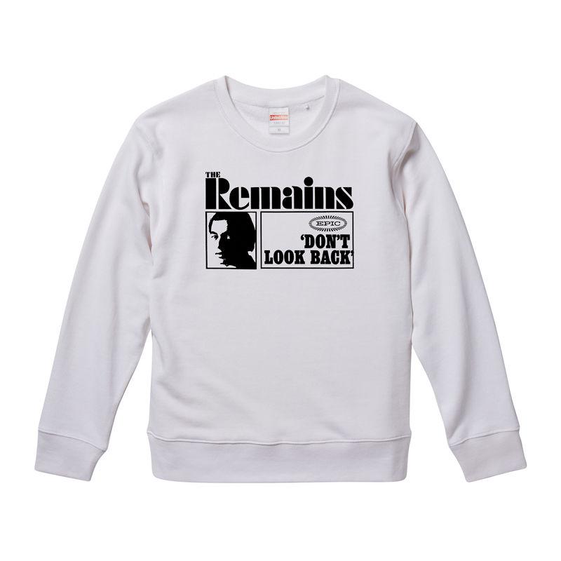 【The Remains/リメインズ】9.3オンス スウェット/WH/SW- 348