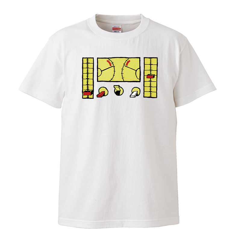 【Mikey Dread - Dread At The Controls/ マイキードレッド-ドレッドアットザコントロールズ】5.6オンス Tシャツ/WH/ST-093