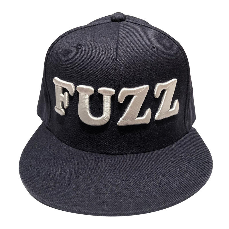 【FUZZ-CAP/ファズ・キャップ】ベースボールキャップ/BK/BC- 308