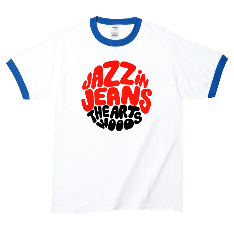 【THE ARTWOODS/ジ・アートウッズ】5.3オンス Tシャツ/WHBL/RT- 274