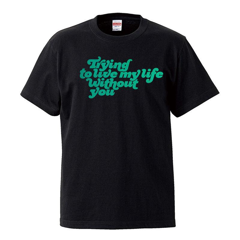 【Otis clay/オーティスクレイ】5.6オンス Tシャツ/BK/ST-063_gr