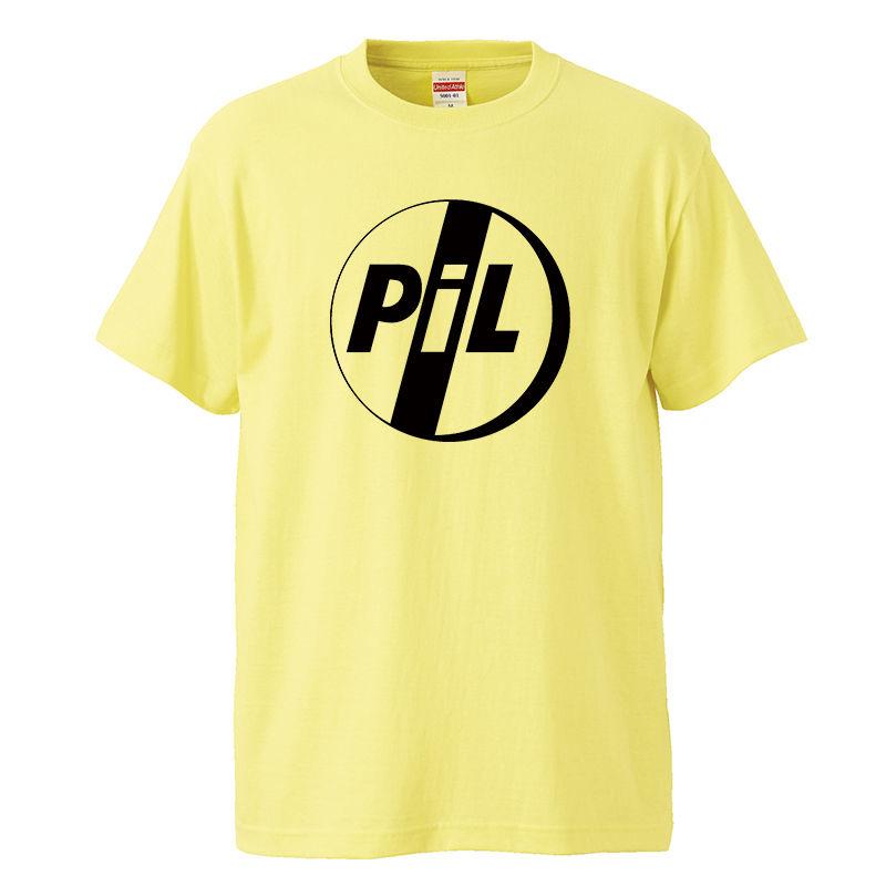 【PIL/ピル-ロゴ】5.6オンス Tシャツ/YL/ST- 330