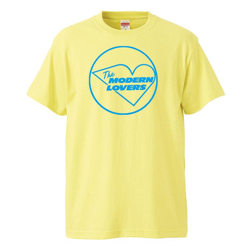 【The Modern Lovers-1st album /モダンラヴァーズ】5.6オンス Tシャツ/YL/ST-118_bl