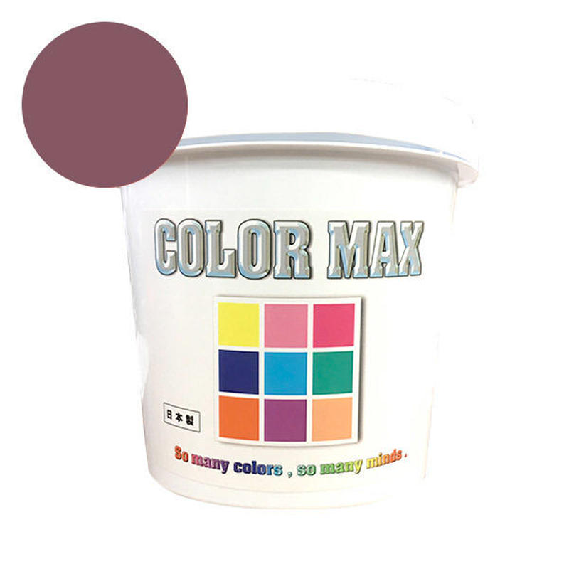 COLORMAX 綿用プラスチゾルインク  CM-084 DARK MAROON