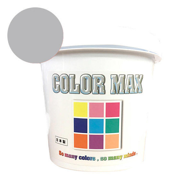 COLORMAX 綿用プラスチゾルインク  CM-091 STAR GREY