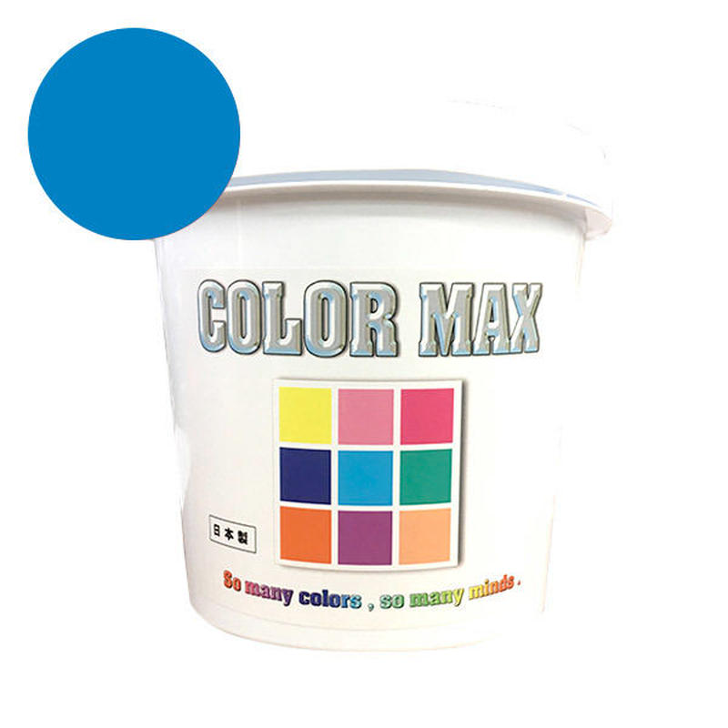 COLORMAX 綿用プラスチゾルインク  CM-052 PROCESS BLUE