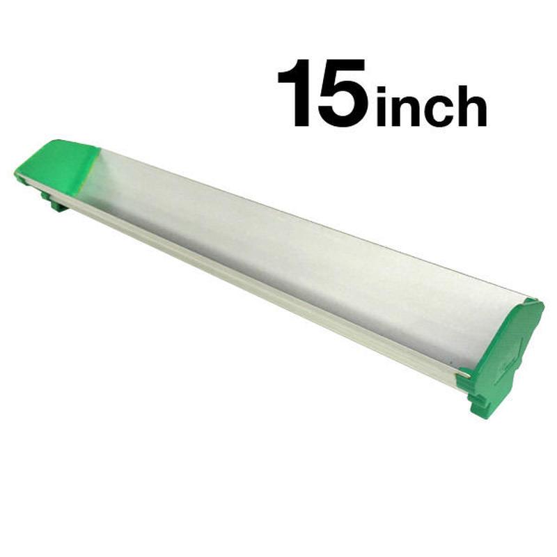 アルミダブルサイド乳剤コーター 15inch(約38cm)