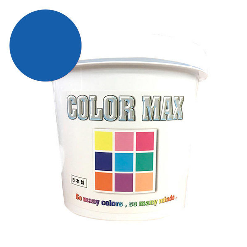 COLORMAX 綿用プラスチゾルインク  CM-055 ROYAL BLUE