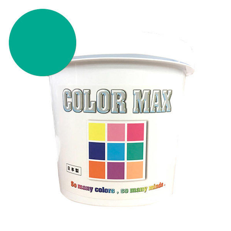 COLORMAX 綿用プラスチゾルインク  CM-071 GREEN