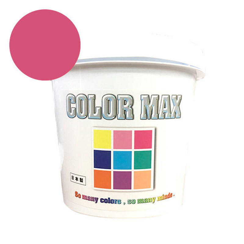 COLORMAX 綿用プラスチゾルインク  CM-041 HOT PINK QT(約1.2kg)